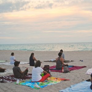 Beach Yoga Classes in Fort Lauderdale